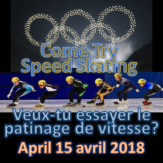 Try SpeedSkating 2018